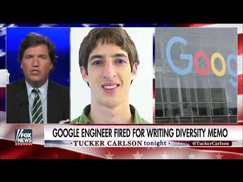 Tucker Carlson Google Should Be Regulated Like the Public Utility It Is