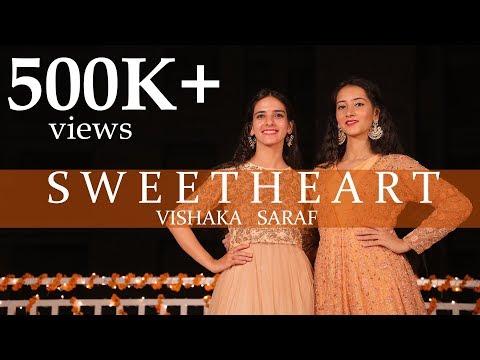 Sweetheart Dance Cover | Kedarnath | Vishaka Saraf Choreography | Sushant Singh | Sara Ali Khan