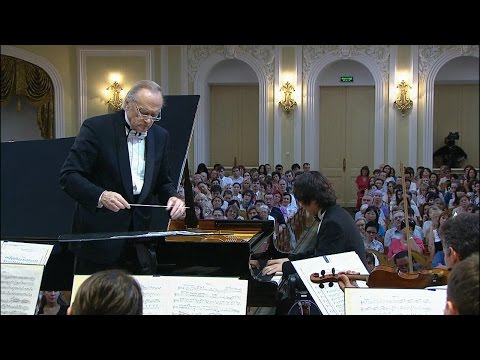 Seong-Jin Cho - Tchaikovsky Piano Concerto No. 1 in B-flat minor, Op. 23 (2011)