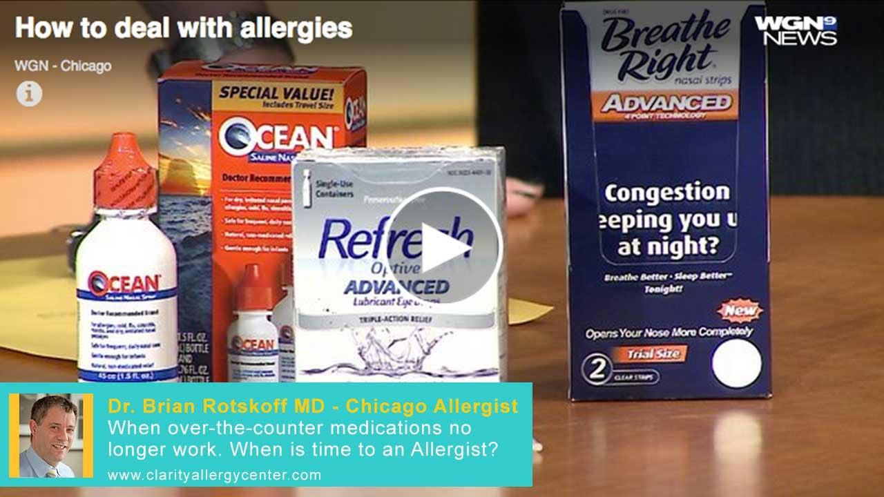 Allergist Chicago   Dr  Brian Rotskoff