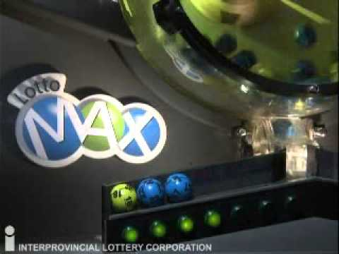 how to watch lotto max draw live
