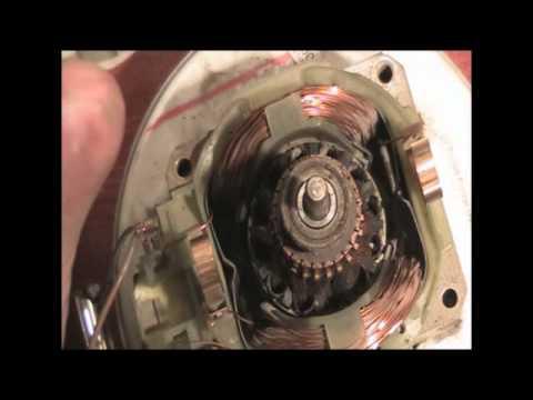 Electric Brush Motor ( Universal Motor )