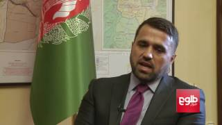 PURSO PAL: Interview With Afghan Envoy to Turkmenistan / پرس وپال: مصاحبه با میرویس ناب