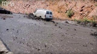 5 Biggest Flash Floods Caught On Camera