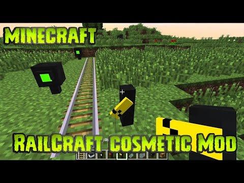 1 10 2] Railcraft Cosmetic Additions Mod Download | Planeta