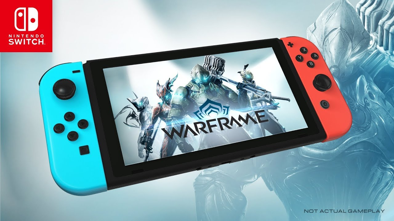Warframe - Launch Trailer Nintendo Switch