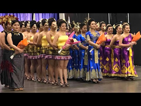 Stockton Hmong New Year 2017-2018 - Dance Competition Winners