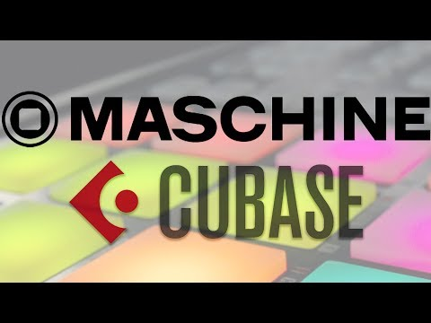 Tutorial - Maschine and Cubase Integration & Routing (2017)