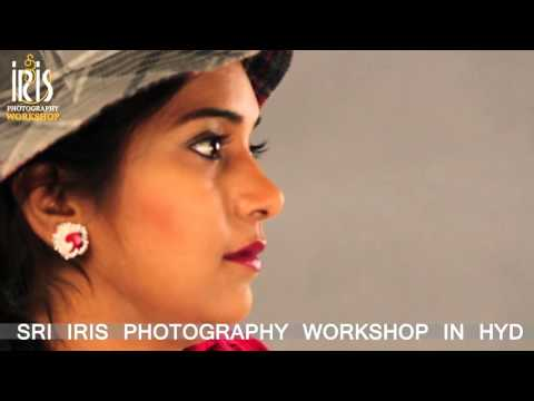 IRIS Sathyam    Photography Workshop    2nd Day Studio Lighting + Ambient Light    IN HYDERABAD