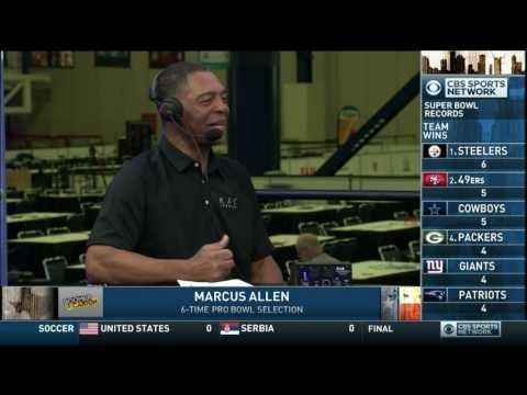 Boomer and Carton - Interview Marcus Allen