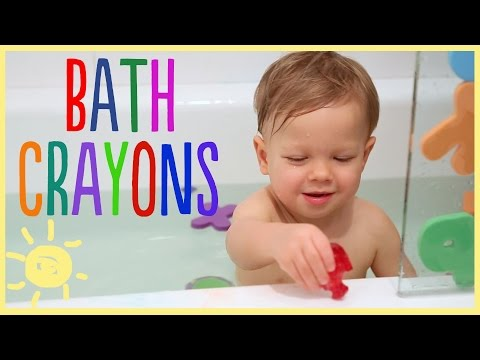 DIY | Homemade Bath Crayons