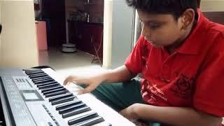 Woh kehte hain humse - Shlok Shah on Keyboard