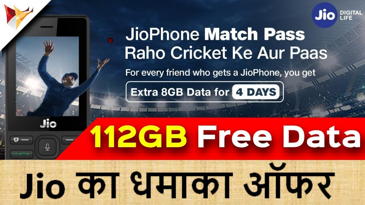 Reliance Jio Offering 112GB Free 4G Data for Jio Phone Referrals