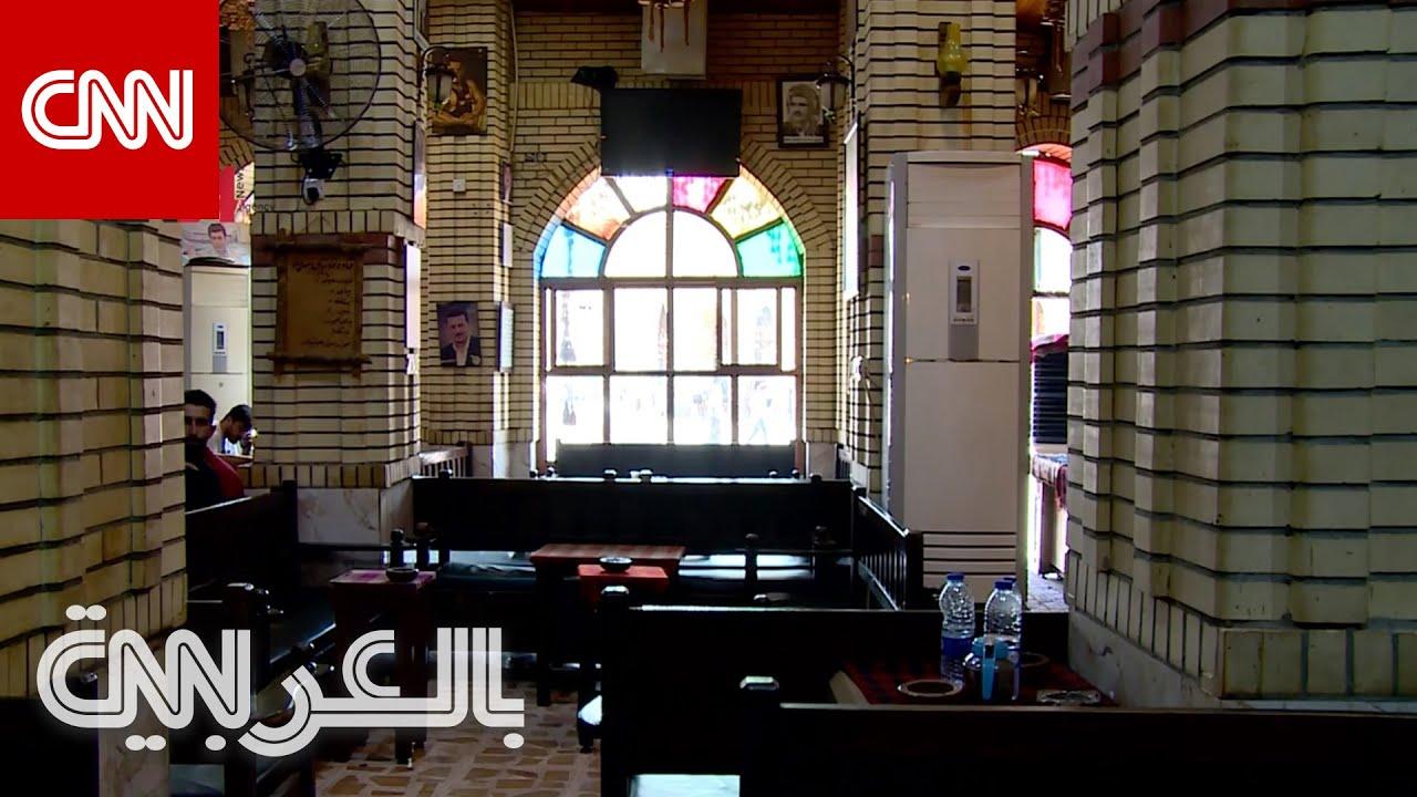 مقهى -مجكو- نقطة لقاء المثقفين والفنانين في أربيل بالعراق  - 14:56-2021 / 6 / 16