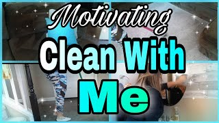 FALL CLEAN WITH ME //CLEANING MOTIVATION 2018