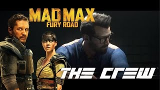 The Crew Video Game Trailer | Mad Max STYLE
