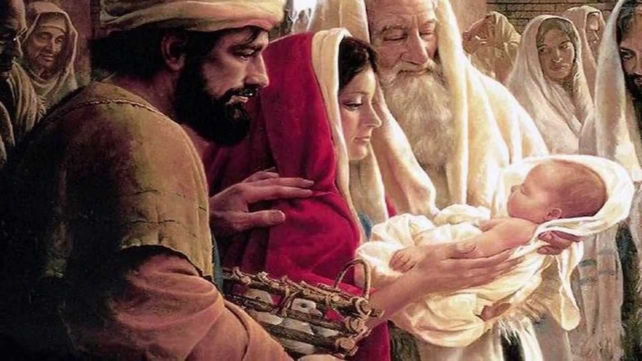 Simeon and Jesus -- Culmination of the Christmas Story - YouTube