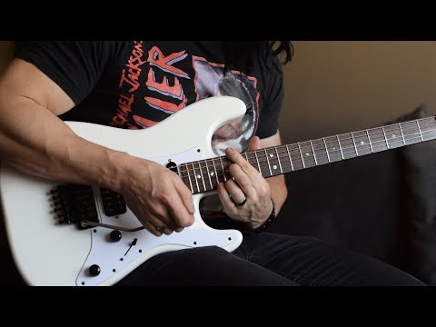 Upgrade Your Cheap Floyd Rose With This One Easy Mod! - Demo / Tutorial