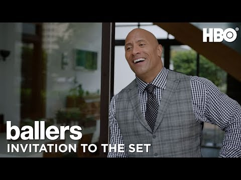 The Intimate Life of a Baller with NaVorro Bowman on the Set of Ballers (HBO)