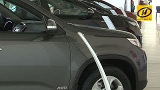 видео Утилизационный сбор на автомобили в Беларуси