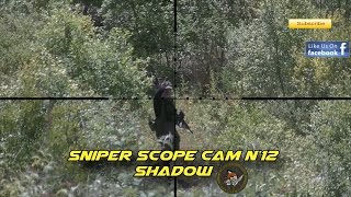 #12 Sniper Scope Cam ShadowAT62