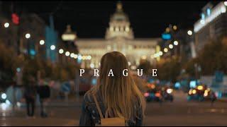 PRAGUE   Cinematic Travel Film   Sony a6400