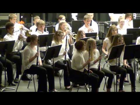 Smoky Valley Middle School - CKL Large Group Performance