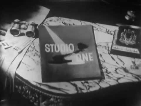 Rod Serling - Studio One Drama - The Strike