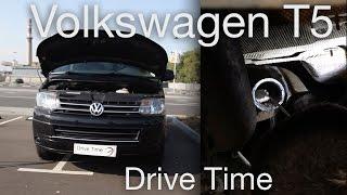 Чип тюнинг, удаление сажевого фильтра и отключение ЕГР на Volkswagen T5 GP/  Drive Time
