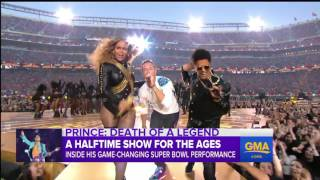 prince super bowl halftime performance   behind the scenes