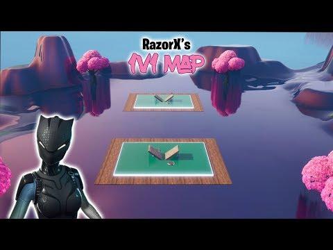 RazorX's 1v1 Map Tutorial ~Easy~