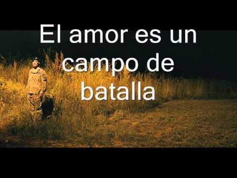 love is a battlefield  pat benatar ESPAÑOL