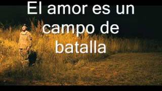 love is a battlefield - pat benatar ESPAÑOL