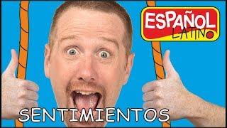 Sentimientos para Niños | Aprender con Steve and Maggie Español Latino | Cuentos Infantiles