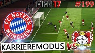 FC Bayern VS Bayer Leverkusen (Fifa 17 Karrieremodus #199) -Deutsch-