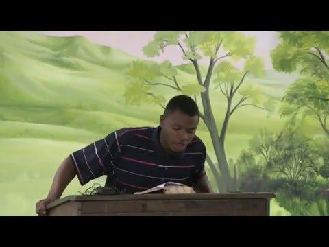 Romans 1 KJV read at Faithful Word Baptist Church