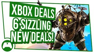 6 SIZZLING New Xbox Deals This Week!
