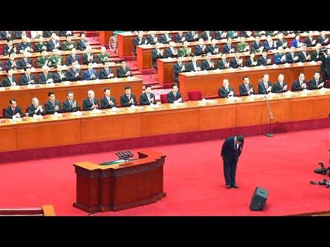 Xi will China weiter mit harter Hand führen