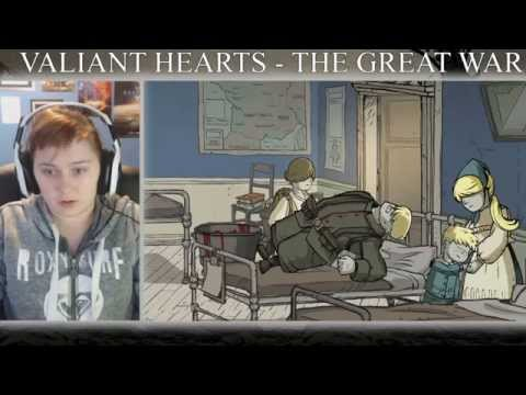 Valiant Hearts - The Great War Walkthrough Part 12 - The End Of The War