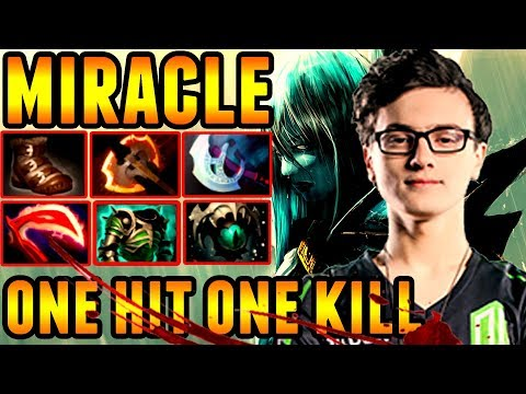 Miracle Phantom Assasssin Crazy Damage Six Slotted Full Item Pro Gameplay Dota 2 Full Game