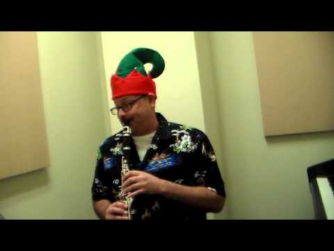 The Twelve Days of Christmas  Piano and Clarinet