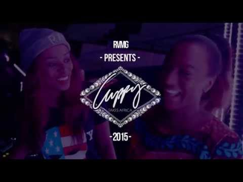 Cuppy Takes Africa 2015 Tour Promo Video