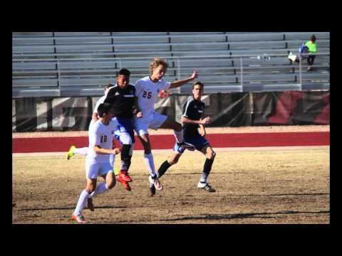 Red Mountain High School Varsity Soccer 2015-2016