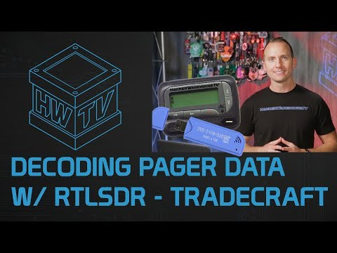 Decoding Pager Data with RTLSDR - Tradecraft