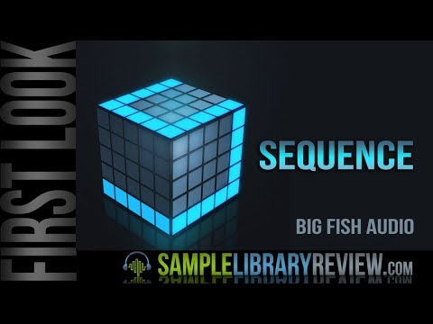 First Look: Sequence Hip Hop Beat Creator By Big FIsh Audio