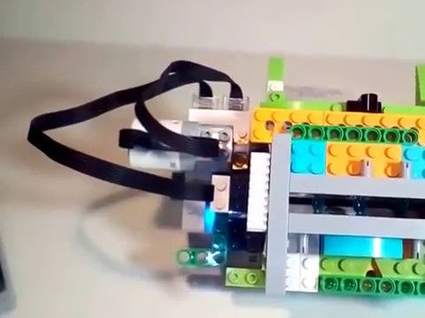 WeDo 2.0 paper, money and receipt counter - YouTube
