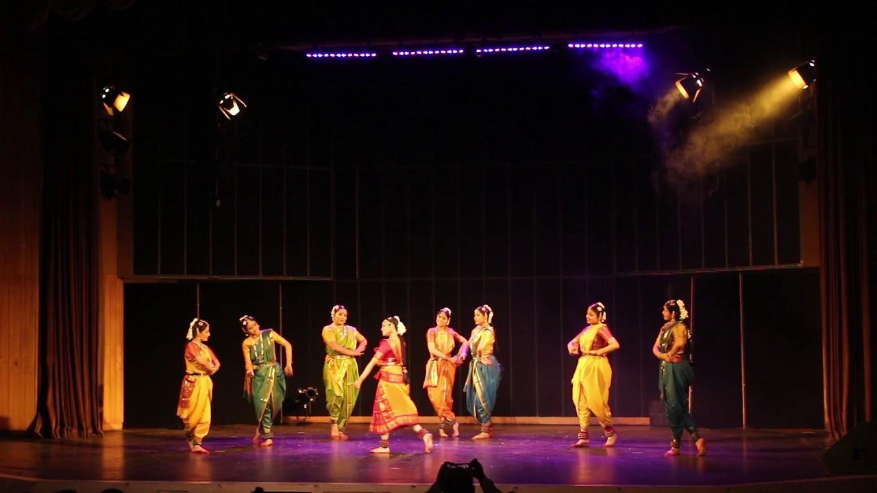 Bharatanatyam Tillana by Priya srinivasan.. ananta Krishna