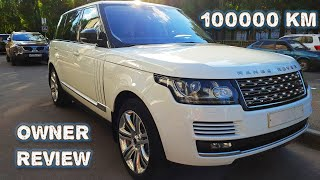 The Range Rover LWB is a Better SUV Than You Think - 100.000 KM Real Owner Tour and Review in 4K
