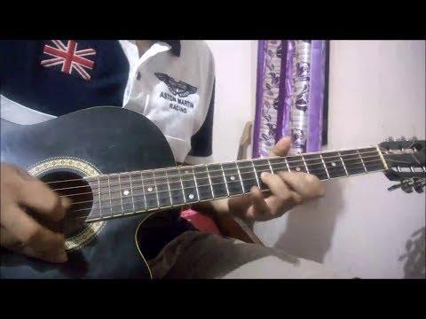 Kabhi Jo Baadal Barse - Beginners Guitar Lesson | Arijit Singh
