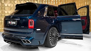 2020 MANSORY Rolls Royce Cullinan - Gorgeous Luxury SUV!